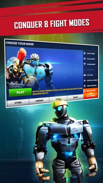 Screenshot for Real Steel in New Zealand App Store