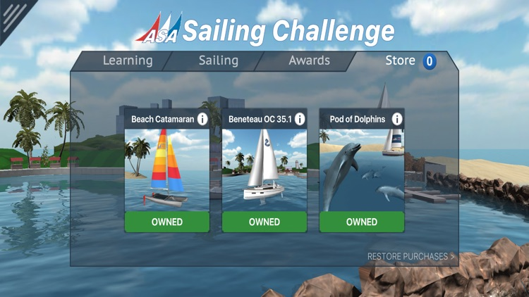 ASA's Sailing Challenge screenshot-4