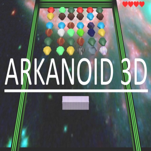 SPACE ARKANOID 3D icon