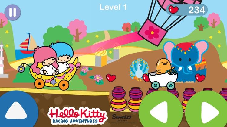 Hello Kitty Racing Adventures screenshot-6