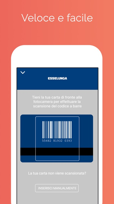 Screenshot for Stocard - Carte Fedeltà in Italy App Store