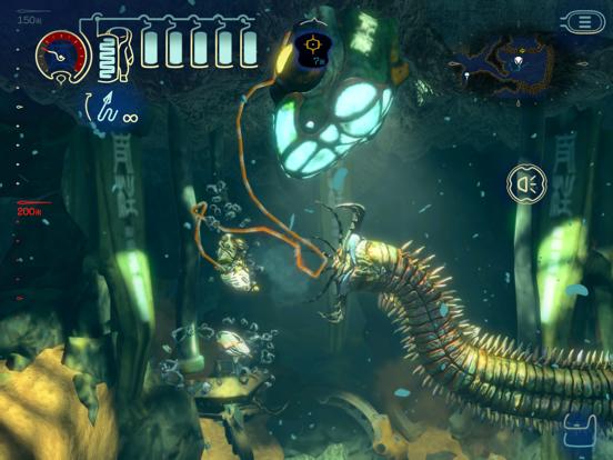 Shinsekai Into the Depths screenshot 14
