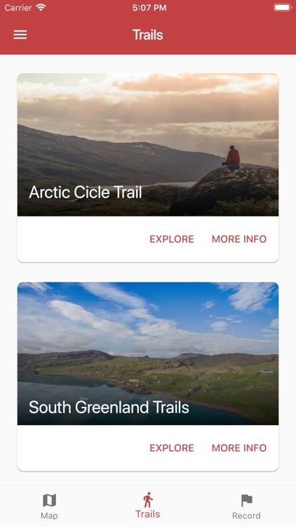 Greenland GPS