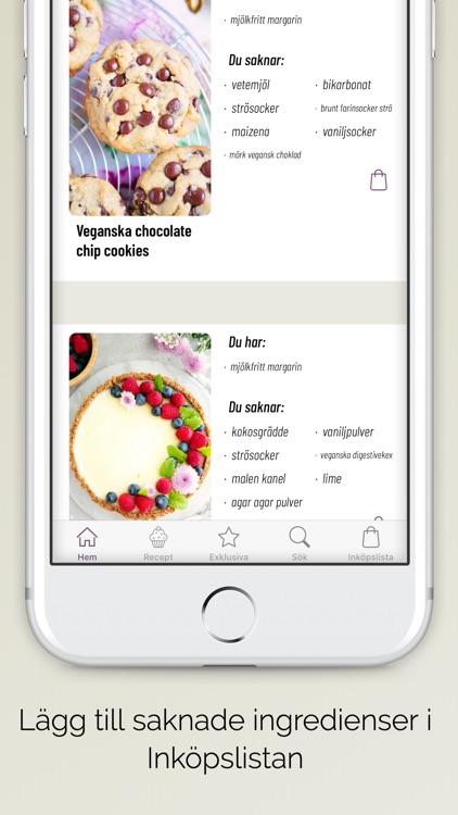 Bake in a hurry- Camilla Hamid screenshot-4