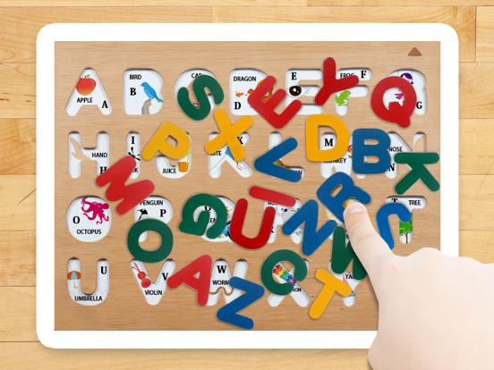 ABC Wood Puzzle