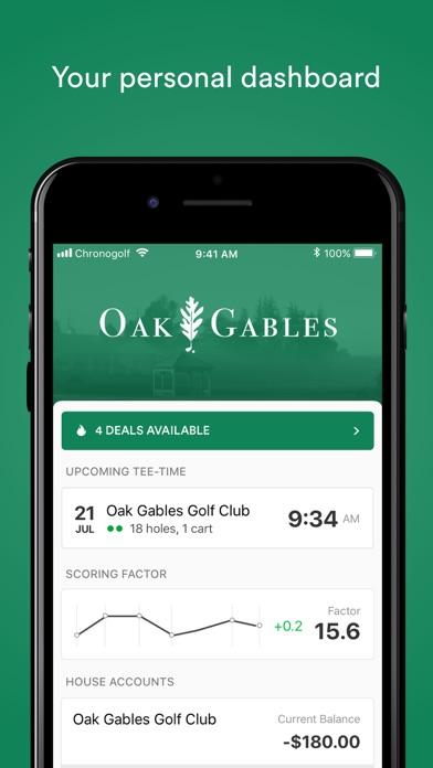 点击获取Oak Gables Golf Club