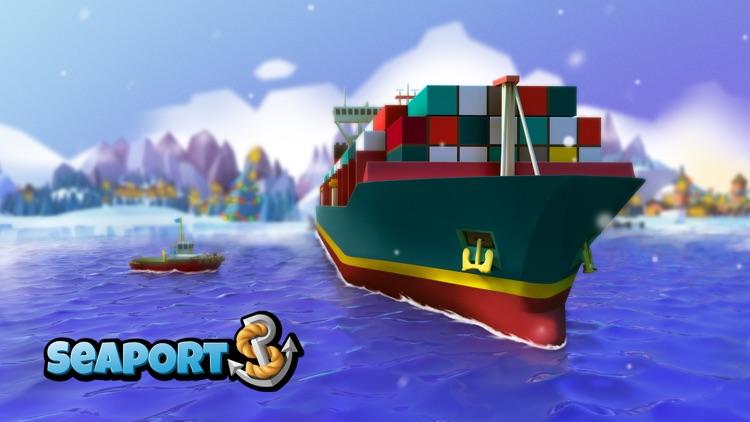 Sea Port: Ship Tycoon Strategy
