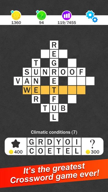 Crossword – World's Biggest screenshot-4