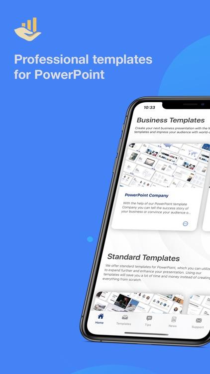 Presentation Base for Business