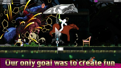 One Finger Death Punch II screenshot 4
