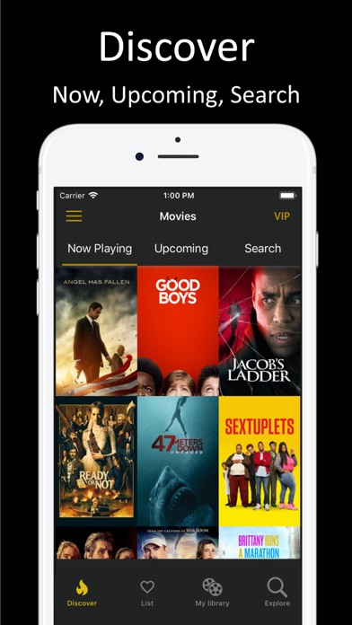 Movies Box screenshot 2