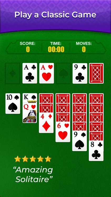 Solitaire * Patience Card Game screenshot-0