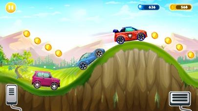 車 上り坂 レーシング ゲームのおすすめ画像1