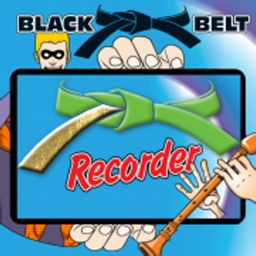 BB Recorder Green Belt App