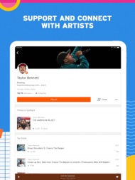 SoundCloud - Music & Audio ipad images
