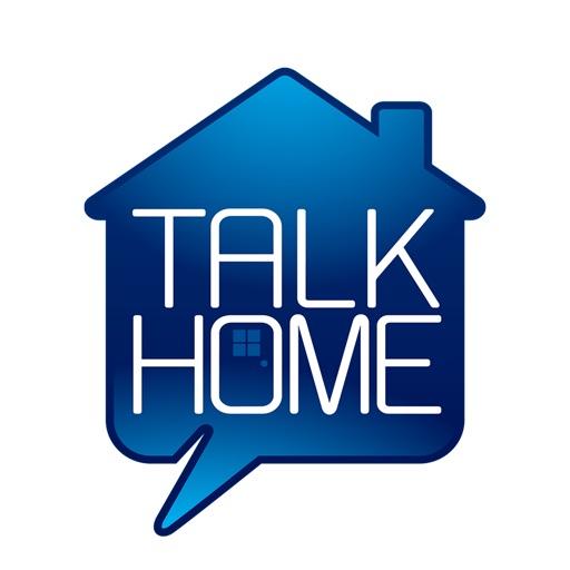 Talk Home: Calling & Texting iOS App