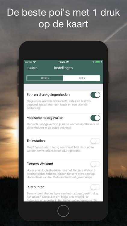 Fietsknooppunten: Vlaanderen screenshot-3
