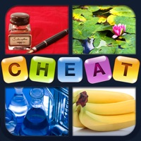 Codes for Cheat for 4 Pics 1 Word - all the answers Hack
