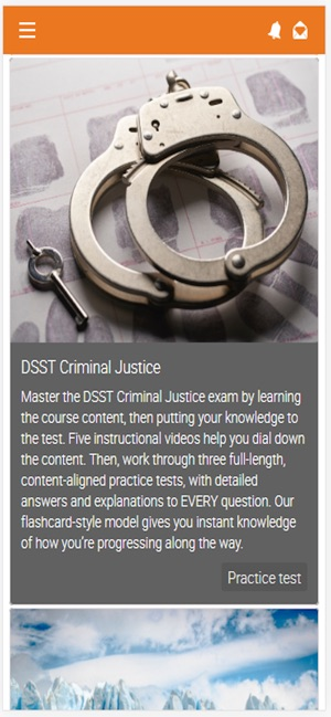 Peterson's DSST & CLEP on the App Store