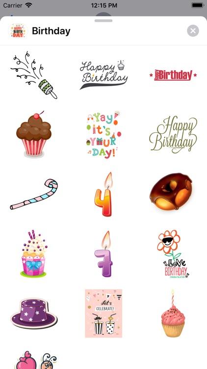 100+ Happy Birthday Wish Pack screenshot-7