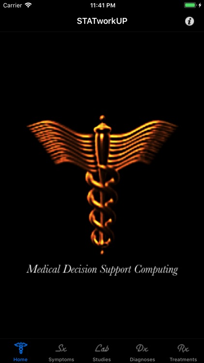 STATworkUP® DDx Clinical Guide screenshot-0