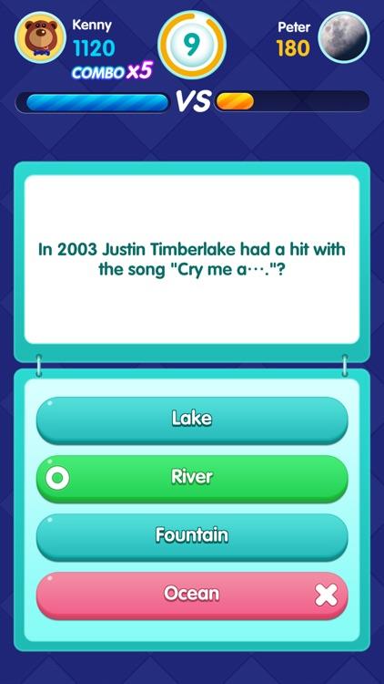 QuizTime - Trivia screenshot-4