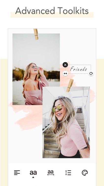 StoryChic—Story Editor&Collage screenshot-4