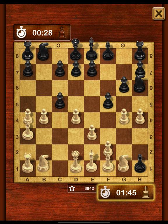 Ipad Screen Shot Chess Combat 1