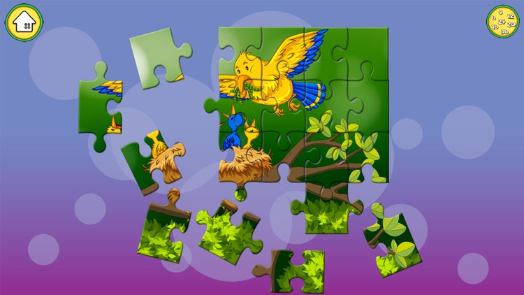 Animal Puzzles & Shape Builder