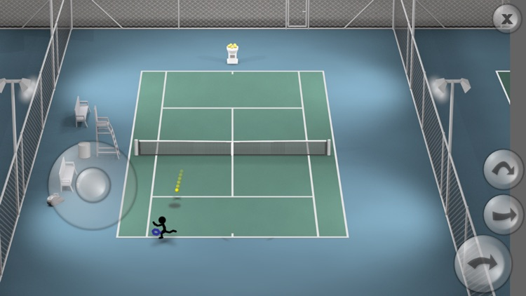 Stickman Tennis screenshot-3