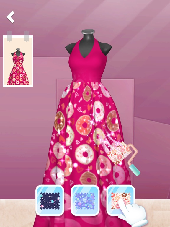 Yes, that dress! screenshot 13