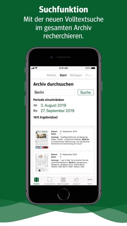 Berliner Morgenpost screenshot-5