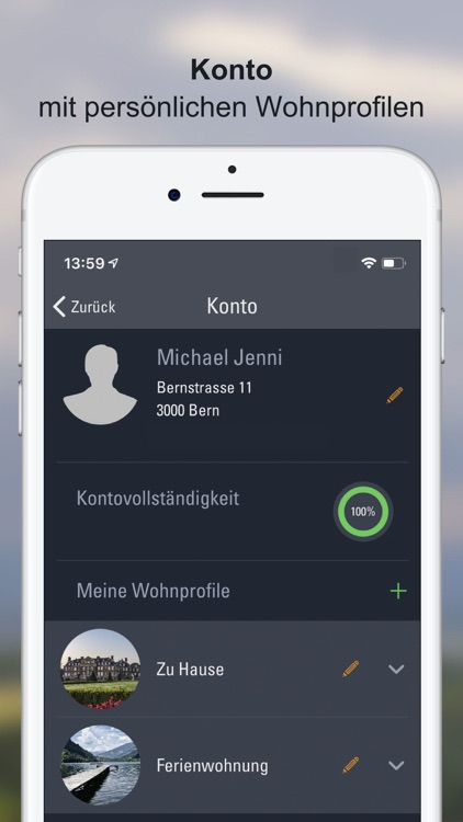 Wetter-Alarm: Wetter Schweiz screenshot-9