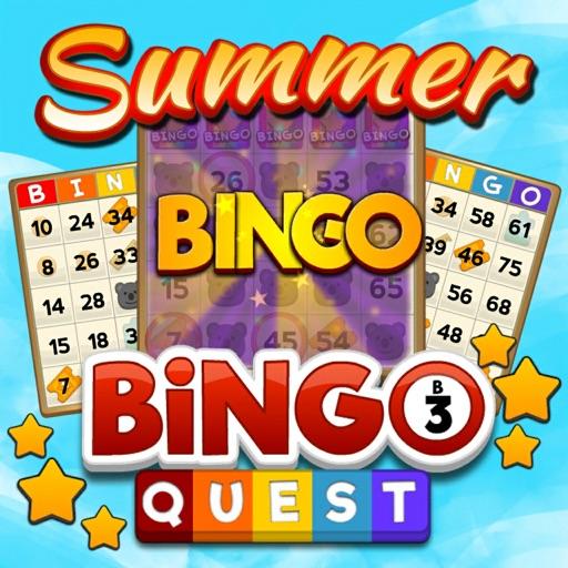 Bingo Quest Summer Garden