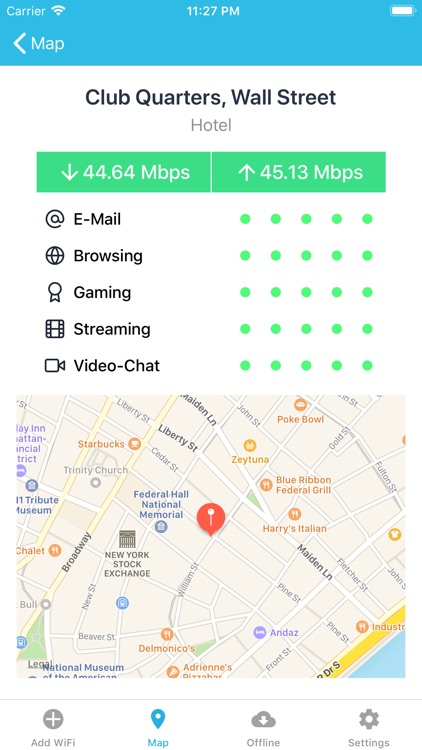 WiFi Finder + Map screenshot-2