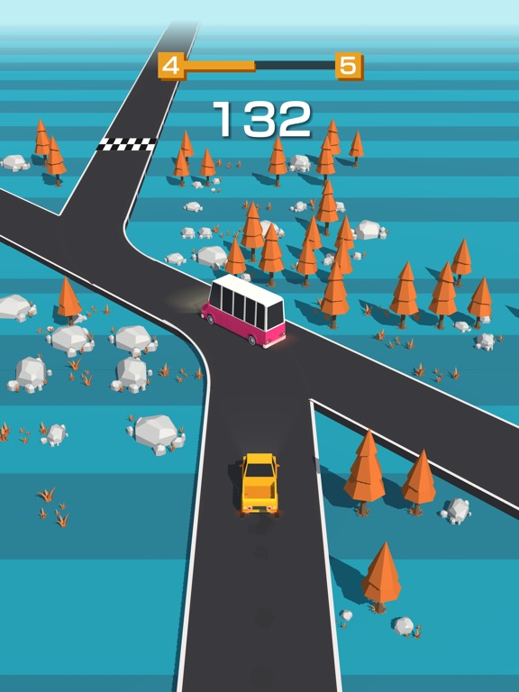 Traffic Run! screenshot 11