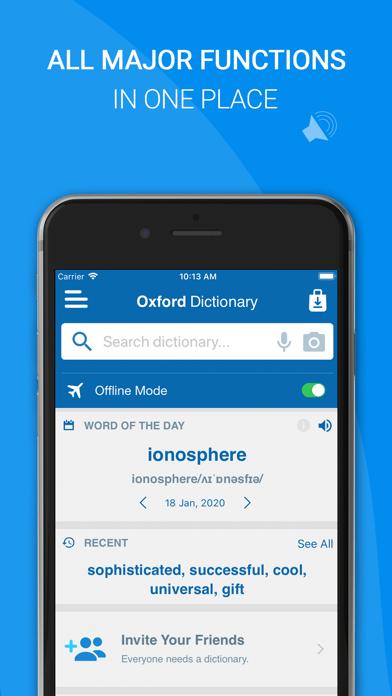 Oxford Dictionary of Englishのおすすめ画像4