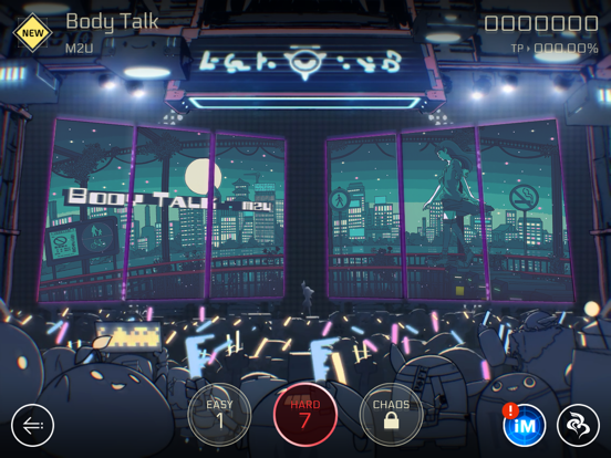 Cytus II Screenshots