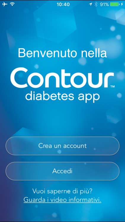 CONTOUR DIABETES app (IT) screenshot-0