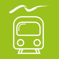 Eurail/Interrail Rail Planner