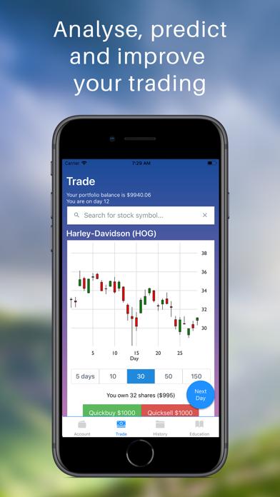 Instant Stock Market Simulator Screenshots