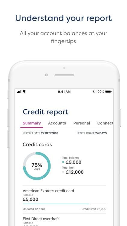Credit Monitor: Score Tracking screenshot-3