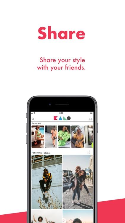Kalo - Social Shopping screenshot-0