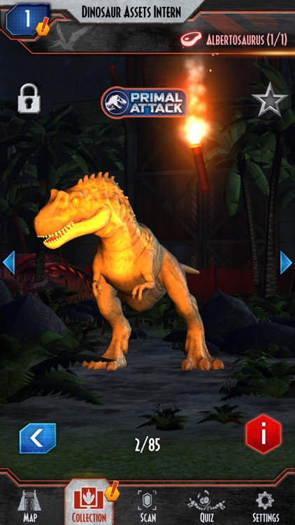 Jurassic World Facts screenshot-8