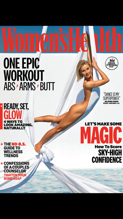 Screenshot for Women's Health Mag in Peru App Store