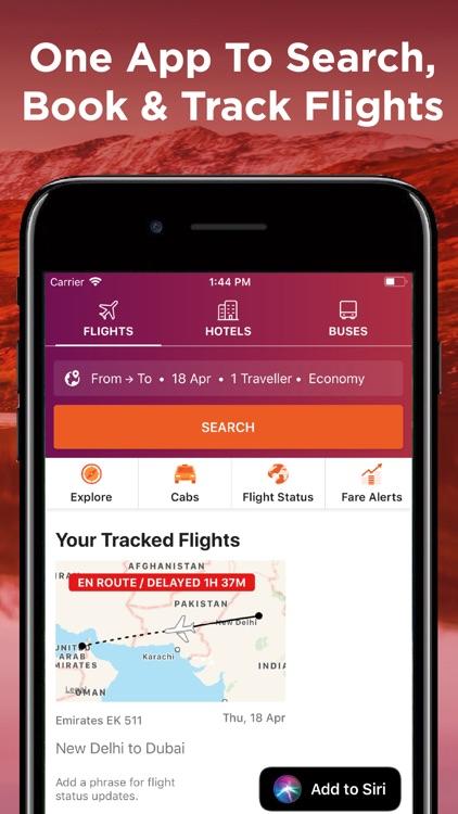 ixigo - Flight & Hotel booking screenshot-5