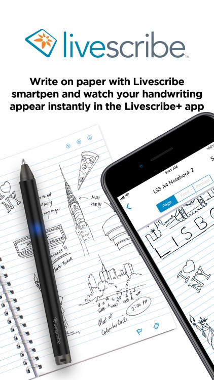Livescribe+ screenshot-0