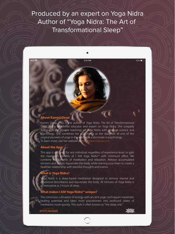 IAM Yoga Nidra™のおすすめ画像2