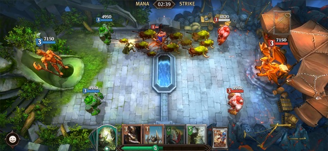 ‎Magic: ManaStrike Screenshot