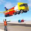 Futuristic Flying Truck Games - iPhoneアプリ